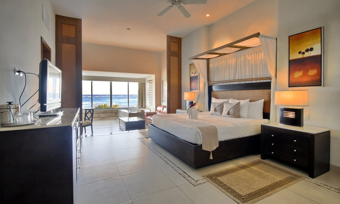 MASTER SUITE VISTA FRONTAL AL MAR Hotel Kore Tulum Retreat and SPA Resort Tulum