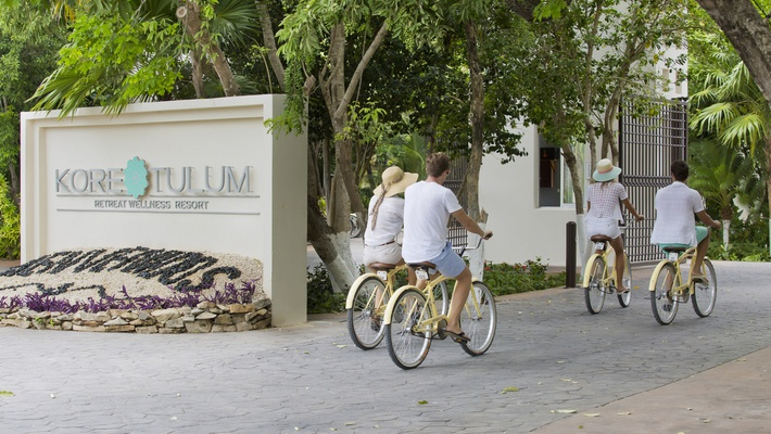 BICICLETAS GRATIS Hotel Kore Tulum Retreat and SPA Resort - Tulum