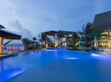 ALBERCA Hotel Kore Tulum Retreat and SPA Resort